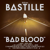 Bastille - Bad Blood artwork
