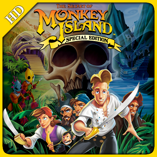 The Secret of Monkey Island: Special Edition, für iPad iOS