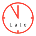 Late - The time saver meeting calendar for business people
